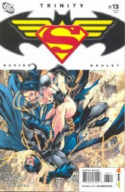 Trinity #13 (2008) Batman Superman Wonder Woman DC comic book